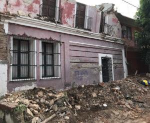 Unas 55 mil viviendas afectadas en Oaxaca por el sismo del 7 de septiembre