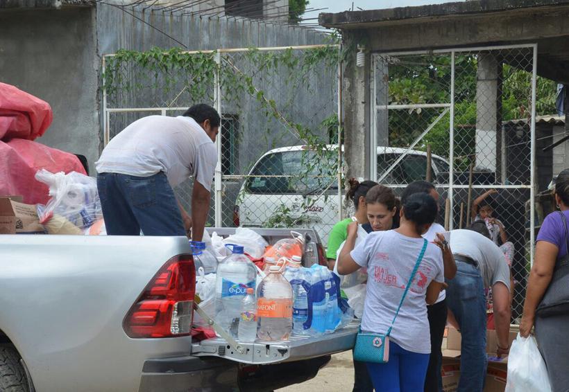 No cesa la ayuda humanitaria en el Istmo