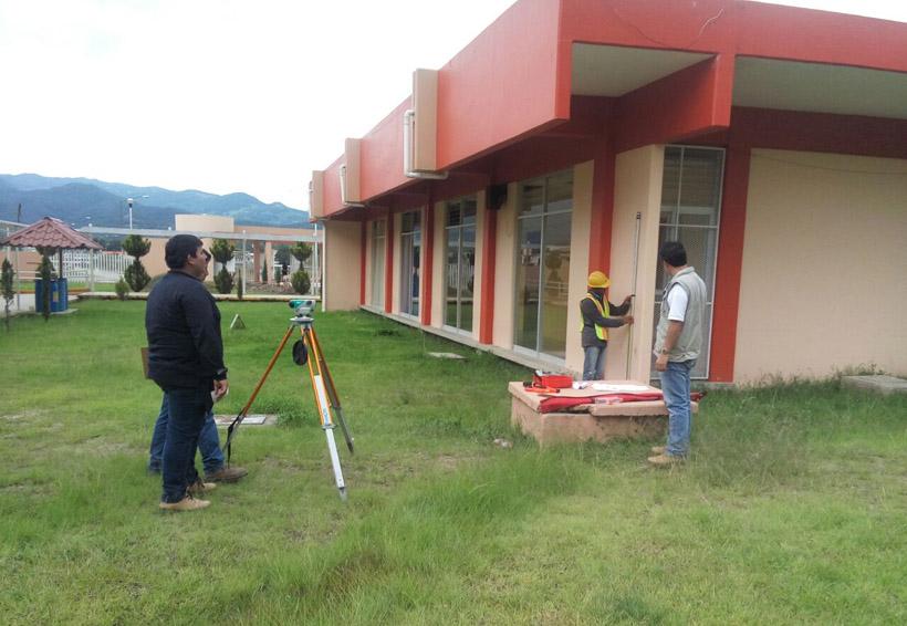 Evalúan daños en el Instituto Tecnológico de Tlaxiaco | El Imparcial de Oaxaca
