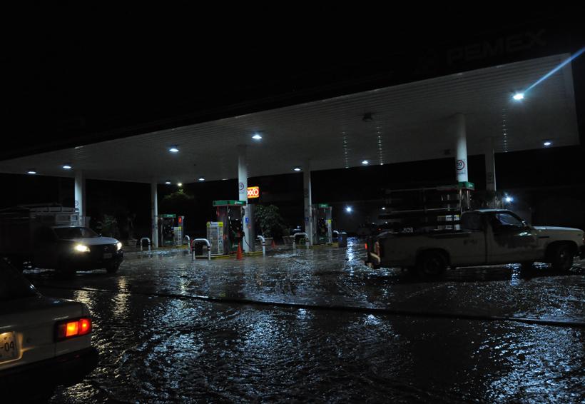 Intensas lluvias y sismos agobian a Oaxaca