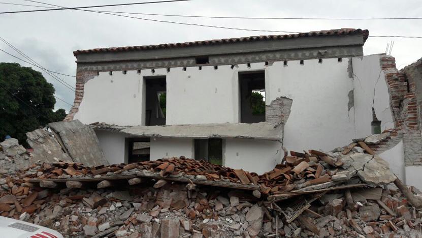 Crónica: A voz de socorristas, la situación en el Istmo | El Imparcial de Oaxaca