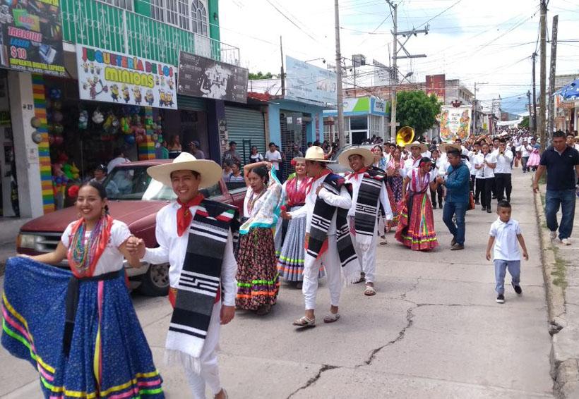 Guelaguetza de Huajuapan deja  derrama de más de 100 mil pesos | El Imparcial de Oaxaca