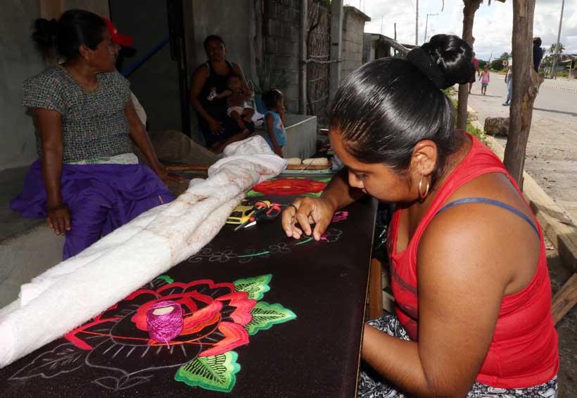 Santa Rosa de Lima, borda la esperanza | El Imparcial de Oaxaca