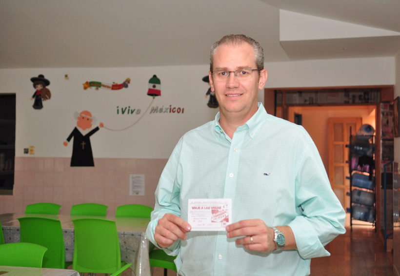 El Albergue infantil Josefino entregan premio