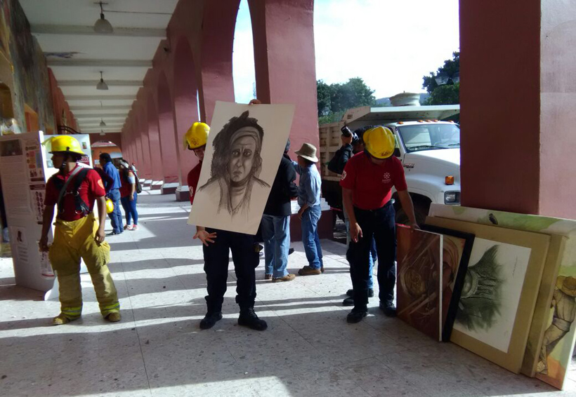 Rescatan acervo cultural en Huajuapan de León, Oaxaca