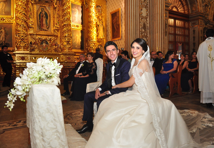 Jorge y Mercedes unen sus vidas