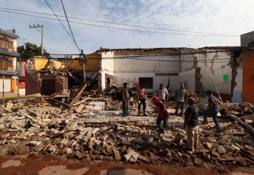 Ayuda a los damnificados del terremoto con Google | El Imparcial de Oaxaca