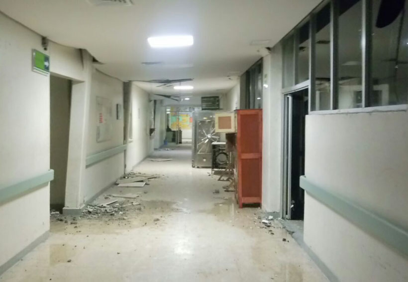 Terremoto destruye Juchitán, Oaxaca