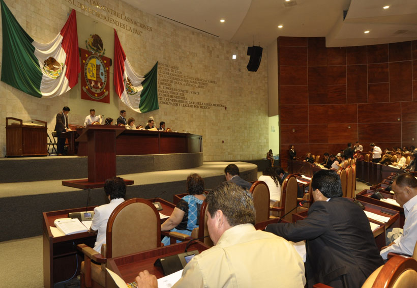Viable donación de perrogativas a zonas afectadas en Oaxaca | El Imparcial de Oaxaca