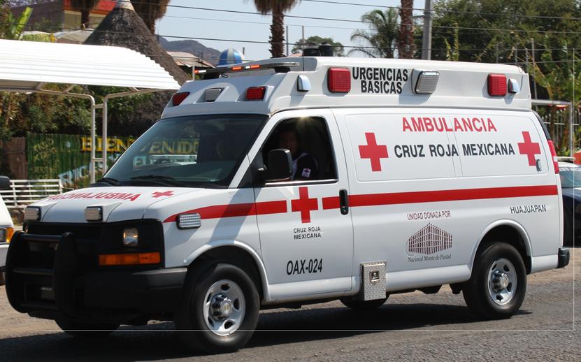 Yacía en  un charco  de sangre en Huajuapan de León, Oaxaca | El Imparcial de Oaxaca