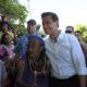 No nos iremos hasta que se normalice la situación en Oaxaca: Peña Nieto