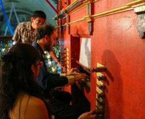 Oaxaca y Francoa unidas en concierto de órgano