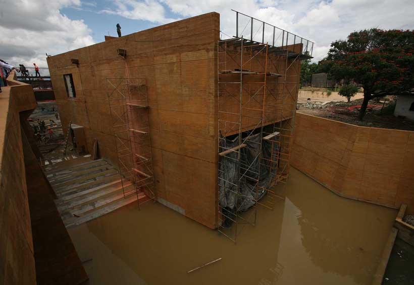 Hasta 2018 iniciará operaciones el Centro Cultural y de Convenciones de Oaxaca | El Imparcial de Oaxaca