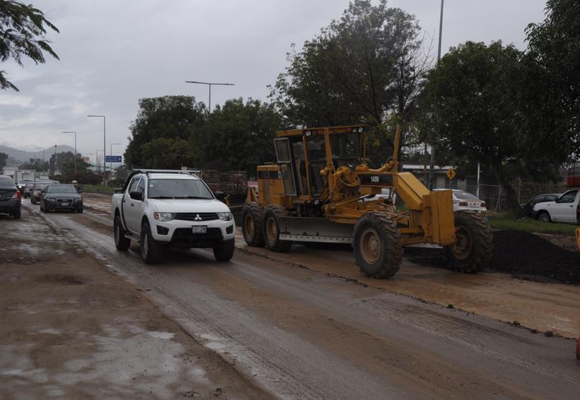 Crece irritación social por obras y caos vial en la carretera 190 | El Imparcial de Oaxaca