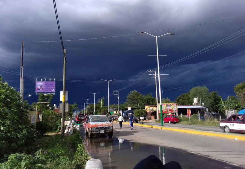 Incrementan damnificados  por lluvias en Xoxocotlán, Oaxaca