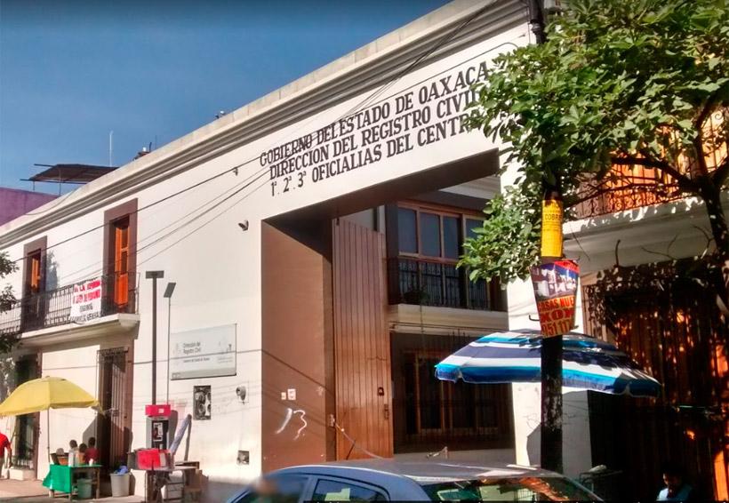 Piden procedimiento de responsabilidad contra directora del Registro Civil en Oaxaca | El Imparcial de Oaxaca