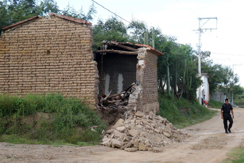 Serios daños en edificios de la Mixteca de Oaxaca | El Imparcial de Oaxaca