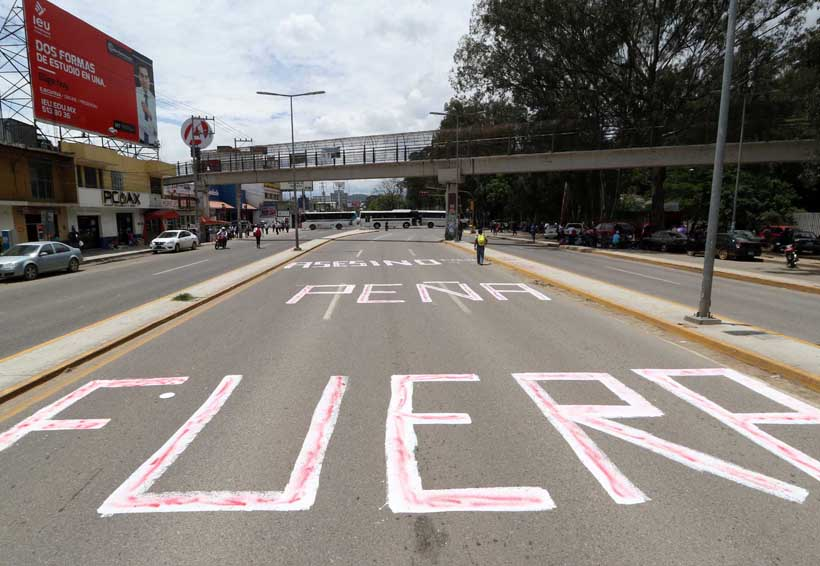 Llega Enrique Peña Nieto a Oaxaca | El Imparcial de Oaxaca