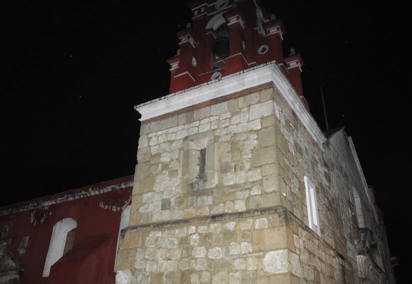 Serias afectaciones en los templos de Oaxaca