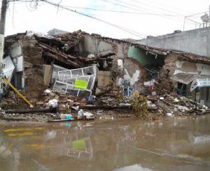 Anuncia EPN etapa de reconstrucción en la zona del Istmo de Oaxaca