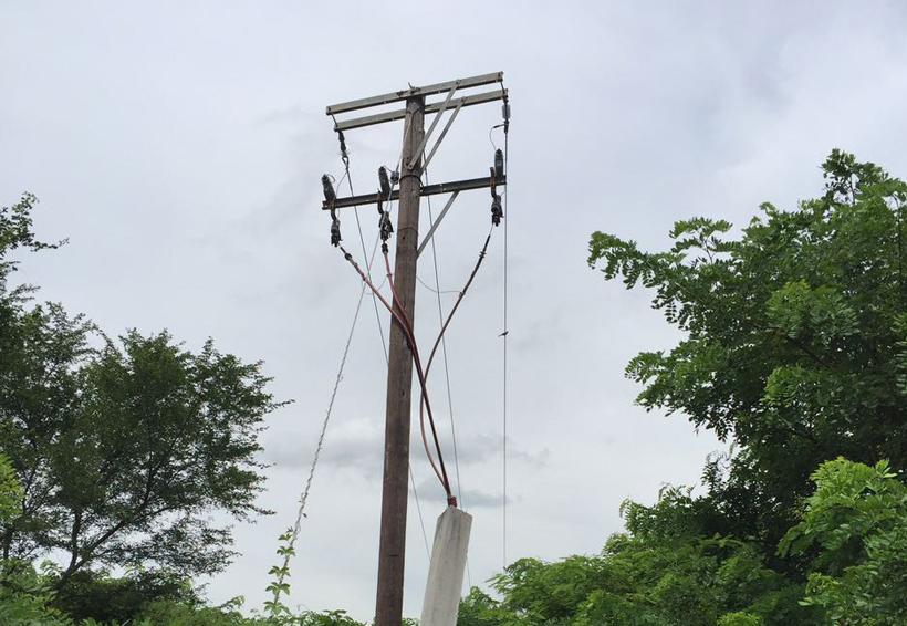 Salina Cruz sin agua potable por quema de transformadores