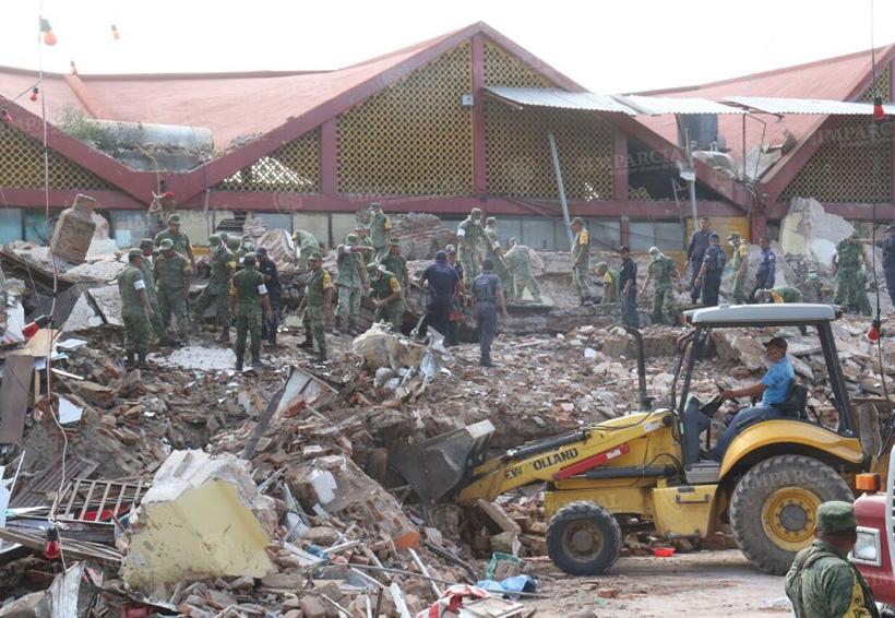Se reportan severos daños en el Istmo, megasismo deja 17 muertos | El Imparcial de Oaxaca