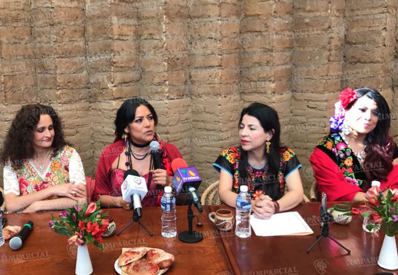 Artistas oaxaqueños anuncian concierto a favor de los damnificados por el sismo