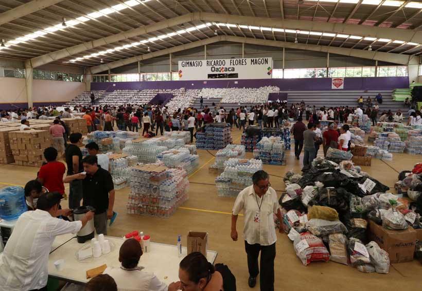 Capitalinos se suman al llamado  de sus hermanos del Istmo, Oaxaca | El Imparcial de Oaxaca