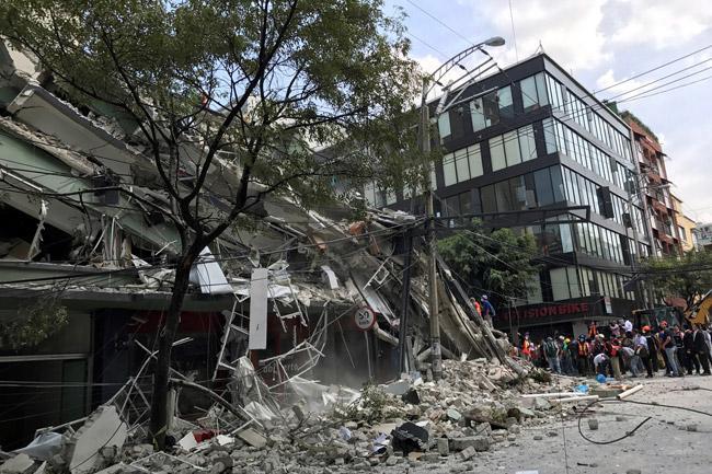 AT&T, Unefon, Telcel y Telefónica abren sus servicios tras sismo | El Imparcial de Oaxaca