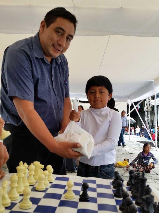 El Club Benito Juárez convoca a los ajedrecistas a dar ayuda   El Imparcial de Oaxaca