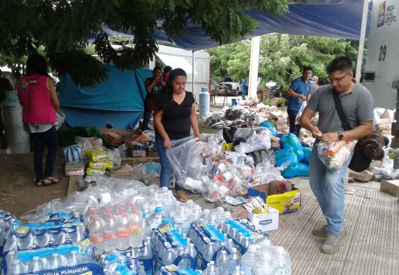 Sin reporte SSPO de supuestos asaltos a camiones con víveres en Oaxaca | El Imparcial de Oaxaca
