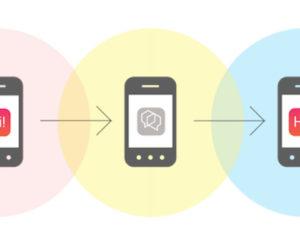 Bridgefy: una app mexicana para mandar mensajes sin internet durante desastres