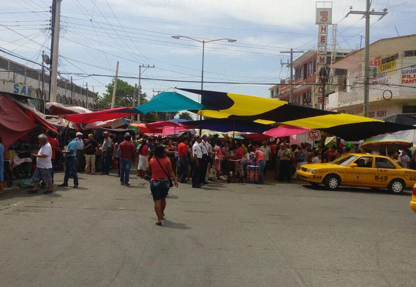 Buscan reubicar a comerciantes de Salina Cruz, Oaxaca | El Imparcial de Oaxaca