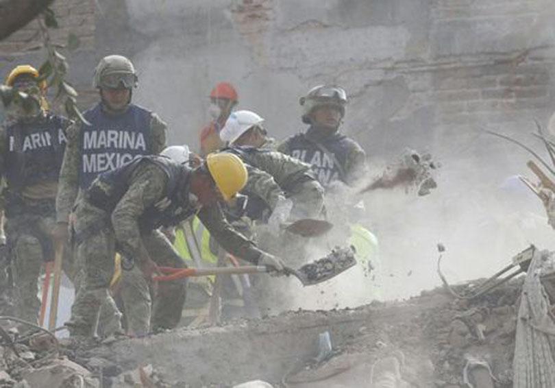 Al menos 9 extranjeros murieron en el sismo   El Imparcial de Oaxaca