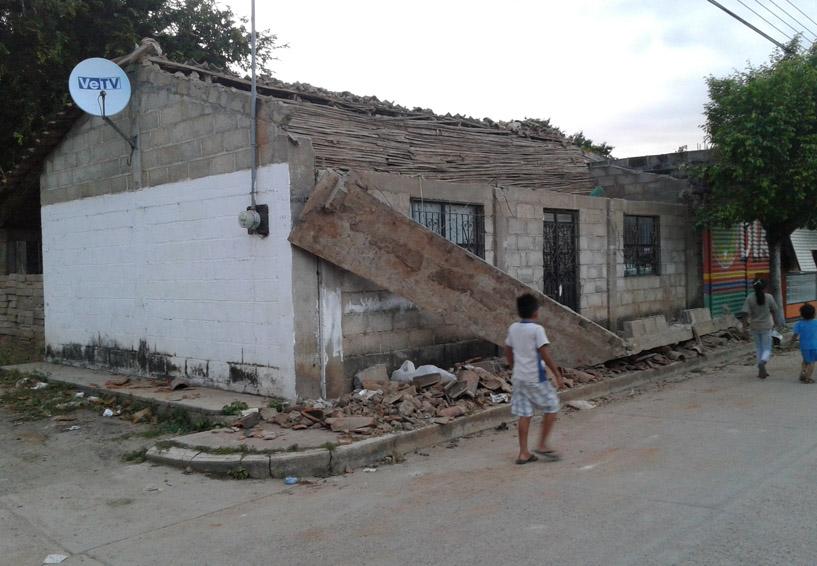 Piden transparencia en el censo de damnificados del Istmo, Oaxaca | El Imparcial de Oaxaca