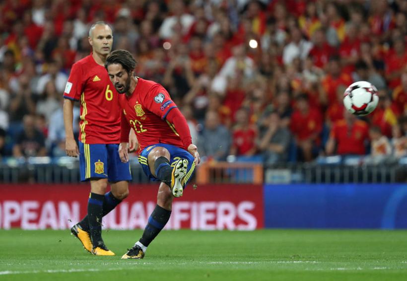 España golea a Italia en eliminatoria rumbo a Rusia 2018 | El Imparcial de Oaxaca