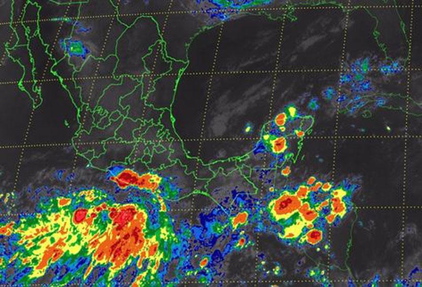 Se forma ciclón tropical cerca de Guerrero | El Imparcial de Oaxaca