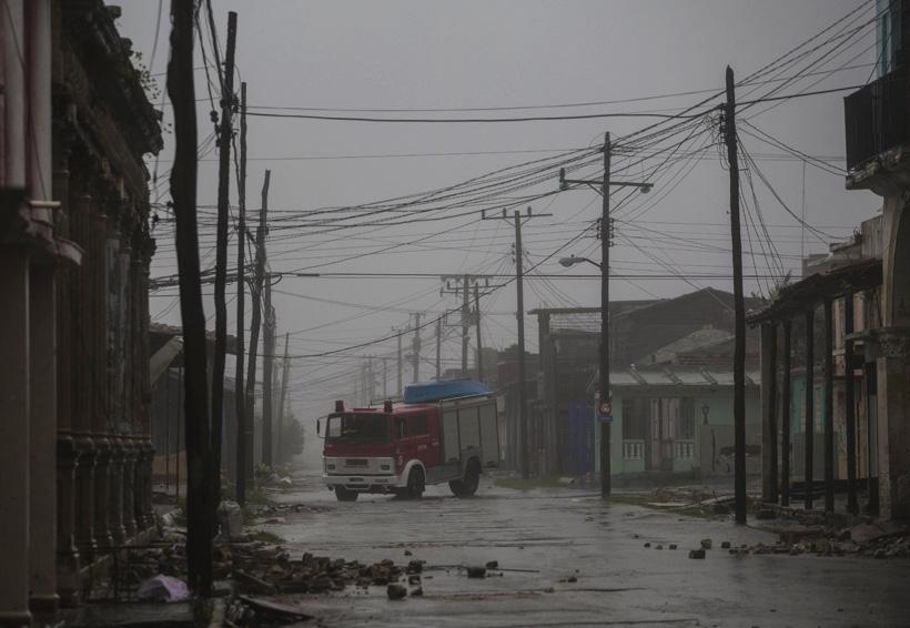 Venezuela ayuda a damnificados cubanos | El Imparcial de Oaxaca