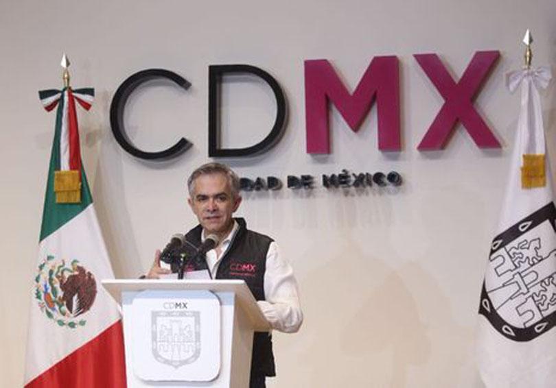 Presentan plan para reconstruir la Ciudad de México   El Imparcial de Oaxaca