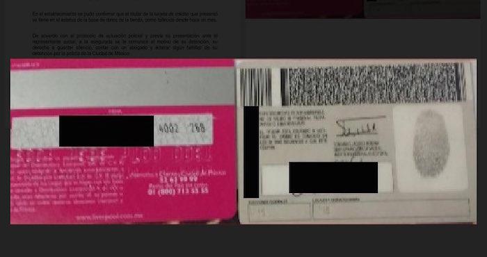 Una mujer en la CdMx quiso comprar un armazón con la tarjeta de una persona fallecida hace un mes | El Imparcial de Oaxaca