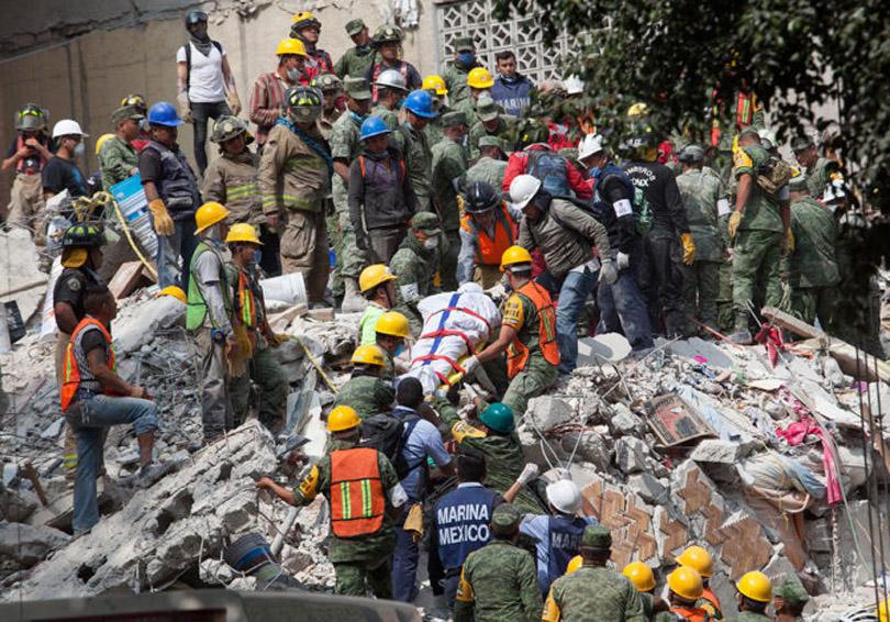 Cifra incrementa a 333 muertos por sismo del 19 de septiembre en México | El Imparcial de Oaxaca