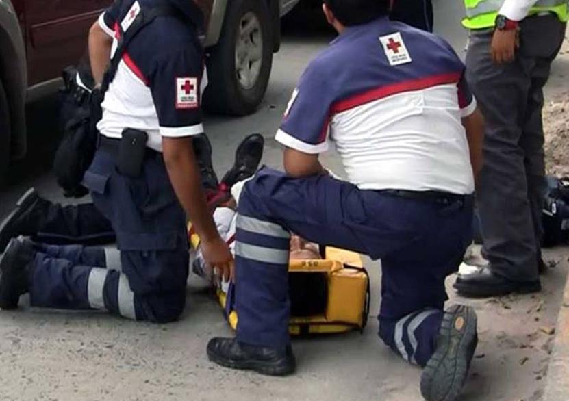 Auxilian a hombre tras ataque en Huajuapan de León, Oaxaca | El Imparcial de Oaxaca
