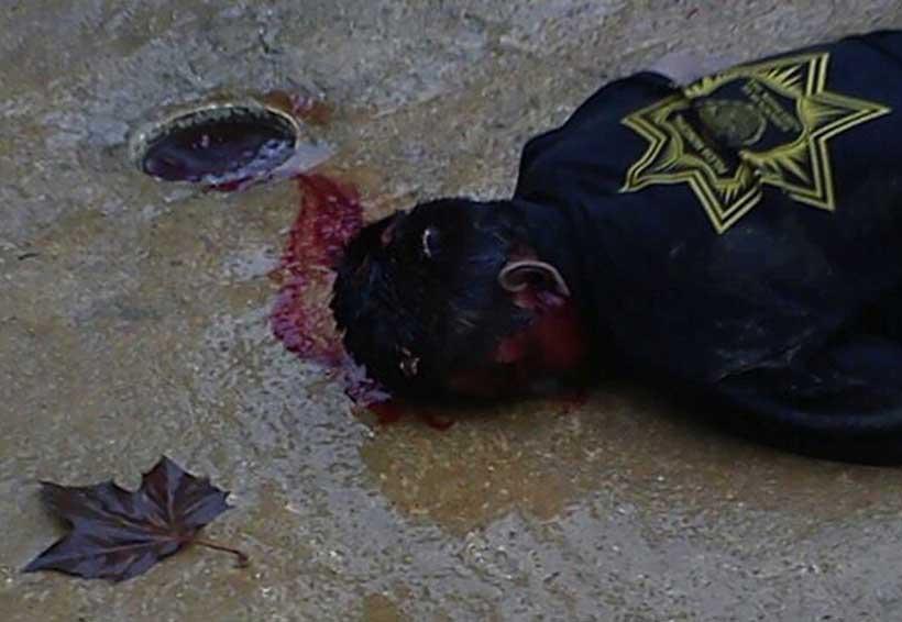 Apresado por muerte de policía en Eloxochitlán, Oaxaca | El Imparcial de Oaxaca