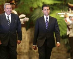 Cuba se solidariza y ofrece ayuda a México