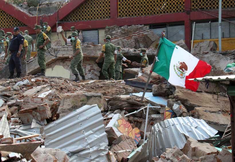 El desastre que dejó el sismo de 8.2 en el Istmo se levanta lentamente | El Imparcial de Oaxaca