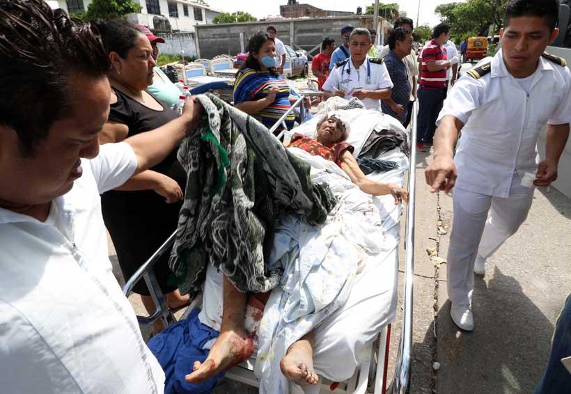 La falta de servicios médicos  exhibe la crisis de Juchitán | El Imparcial de Oaxaca
