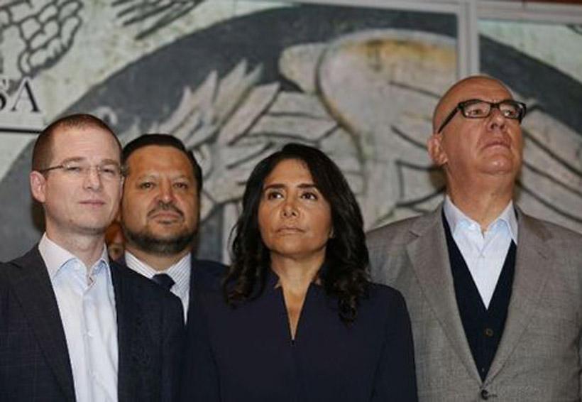 Frente Ciudadano por México va contra fuero y gasolinazo | El Imparcial de Oaxaca