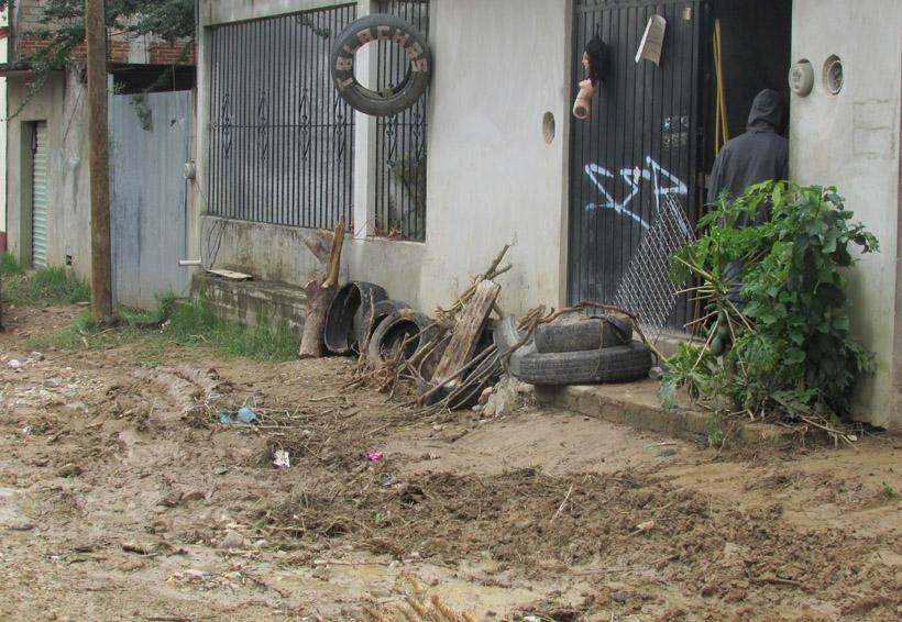 En Oaxaca, San Antonio de la Cal vive un desastre ignorado | El Imparcial de Oaxaca