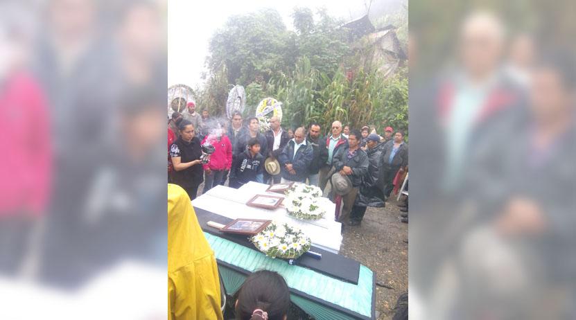 Sepultan a  muertos por  derrumbe en Huautla de Jiménez, Oaxaca | El Imparcial de Oaxaca
