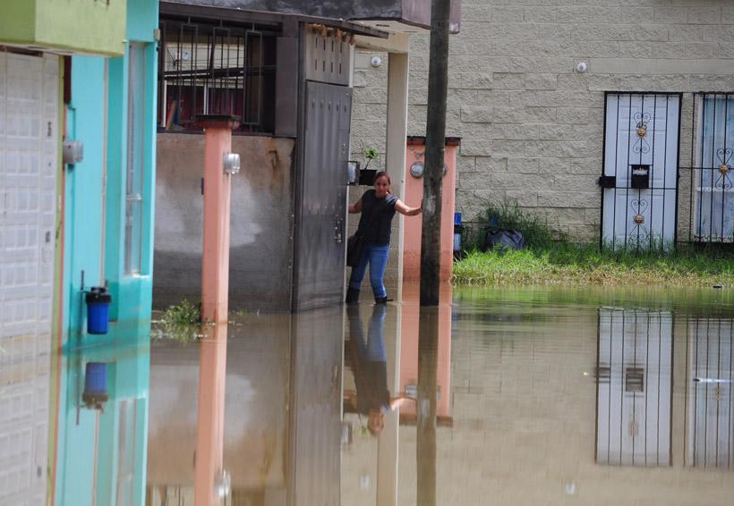 Afectan inundaciones a 400 familias en Xoxocotlán, Oaxaca | El Imparcial de Oaxaca